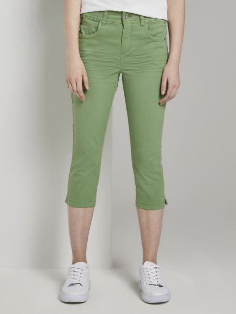 Kate Slim Capri-Jeans