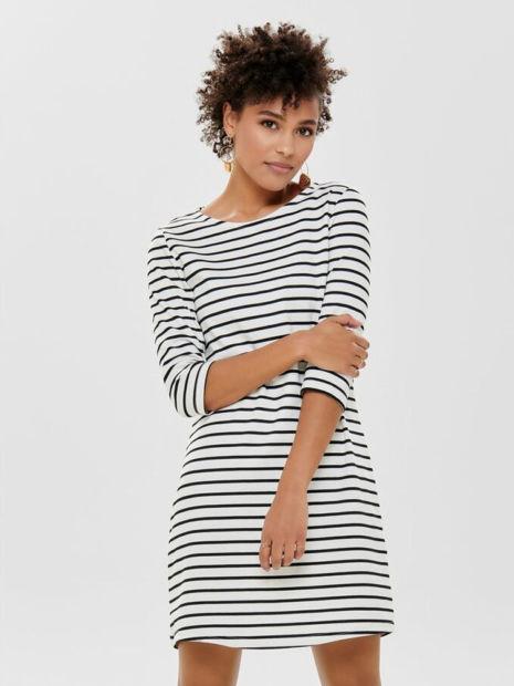 Blenden-Kleid