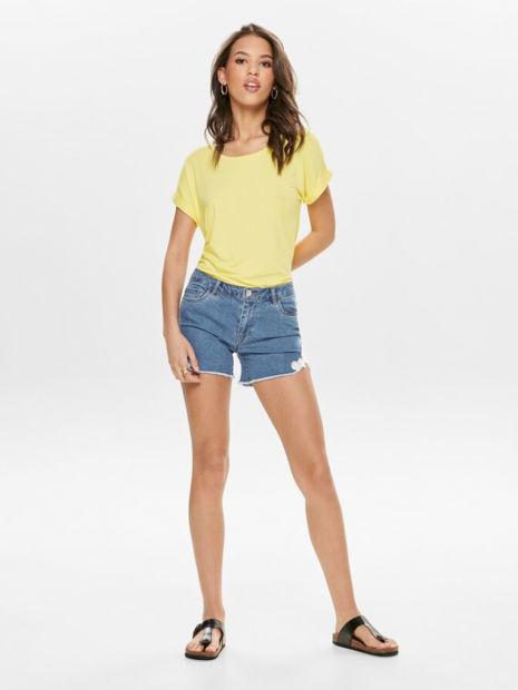 """Shirt """"Moster"""" – Gelb"""