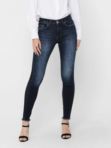 MID ANKLE SKINNY FIT JEANS
